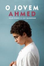 Capa do filme O Jovem Ahmed