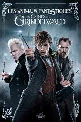 David Yates - Les animaux fantastiques: Les crimes de Grindelwald illustration
