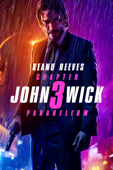 John Wick: Chapter 3 - Parabellum - Chad Stahelski Cover Art
