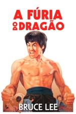 Capa do filme A Fúria do Dragão