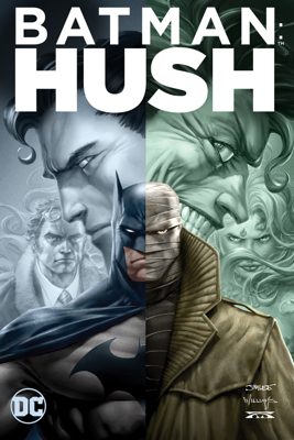 Justin Copeland - Batman: Hush  artwork