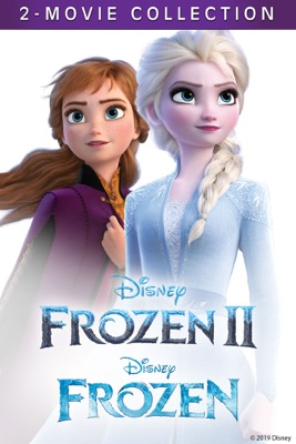 Poster for Frozen 1 and 2 Bundle