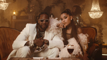 2 Chainz Rule the World (feat. Ariana Grande) music review