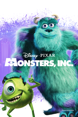 Monsters, Inc. - Pixar