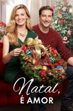 Capa do filme Natal é Amor