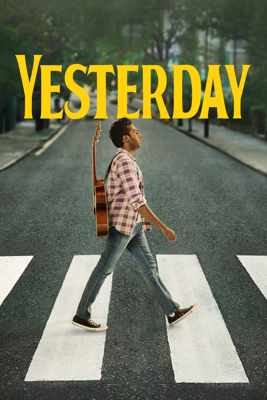 Danny Boyle - Yesterday (2019)  artwork