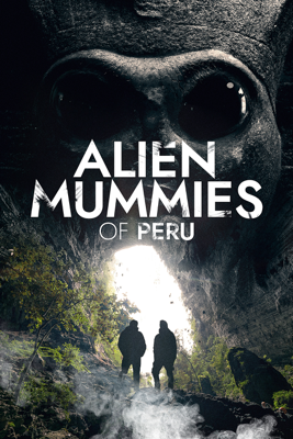 Barry Fitzgerald - Alien Mummies of Peru bild