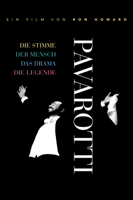 Ron Howard - Pavarotti artwork