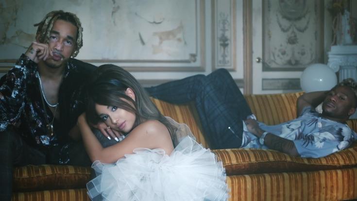 """Ariana Grande ve Social House: """"Boyfriend"""" ile ilgili görsel sonucu"""