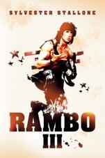 Capa do filme Rambo III