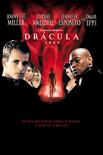 Capa do filme Drácula 2000