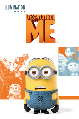 Chris Renaud & Pierre Coffin - Despicable Me  artwork