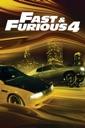 Affiche du film Fast & Furious 4