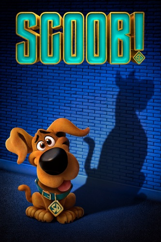 SCOOB! movie poster