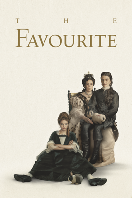 Yorgos Lanthimos - The Favourite  artwork