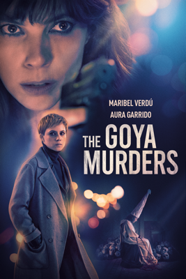 Gerardo Herrero - The Goya Murders illustration