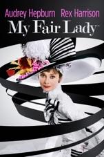 Capa do filme My Fair Lady