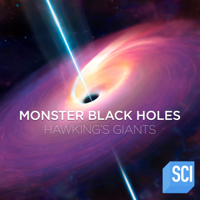 Monster Black Holes: Hawking's Giants