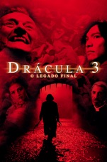 Capa do filme Drácula 3: O Legado Final