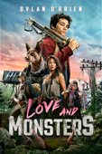 Love and Monsters - Michael Matthews Cover Art