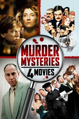 Poster for Murder Mysteries 4-Movie Collection