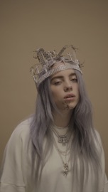 you should see me in a crown Billie Eilish Alternative Music Video 2018 New Songs Albums Artists Singles Videos Musicians Remixes Image