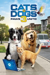 Cats & Dogs 3: Paws Unite!