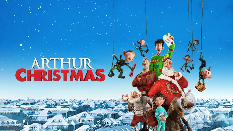 Arthur Christmas On Apple Tv