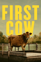 Kelly Reichardt - First Cow artwork