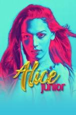 Capa do filme Alice Júnior