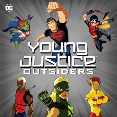 Young Justice Outsiders, Season 3 Pt. 1 HD Download