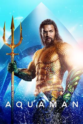 James Wan - Aquaman (2018) illustration