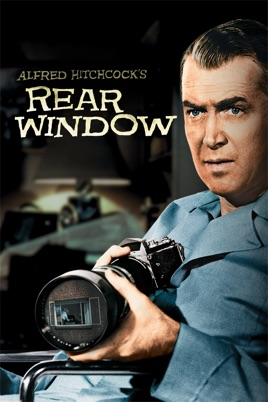 Rear Window (1954) (Digital 4K UHD, Movies Anywhere compatible)