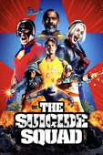 The Suicide Squad (2021) - James Gunn Cover Art