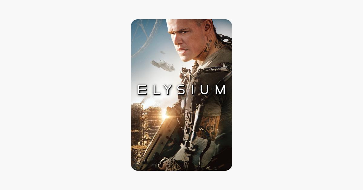 Elysium sur iTunes f9c92561eda