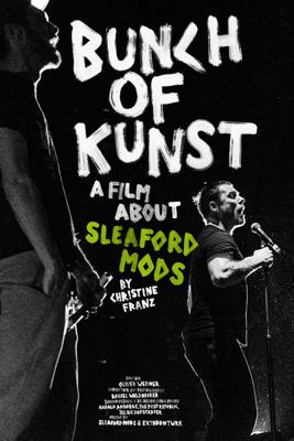 Christine Franz - Bunch of Kunst: A Film about Sleaford Mods (VOST) illustration