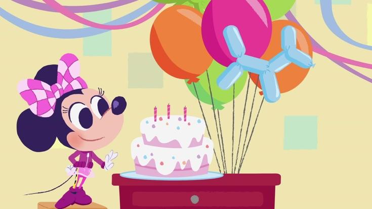 Happy Birthday From Disney Junior Music Nursery Rhymes