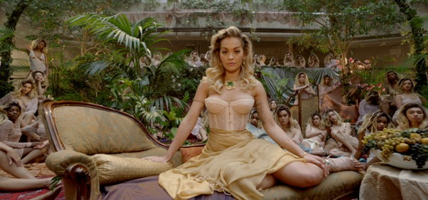 Rita Ora -  music video wiki, reviews