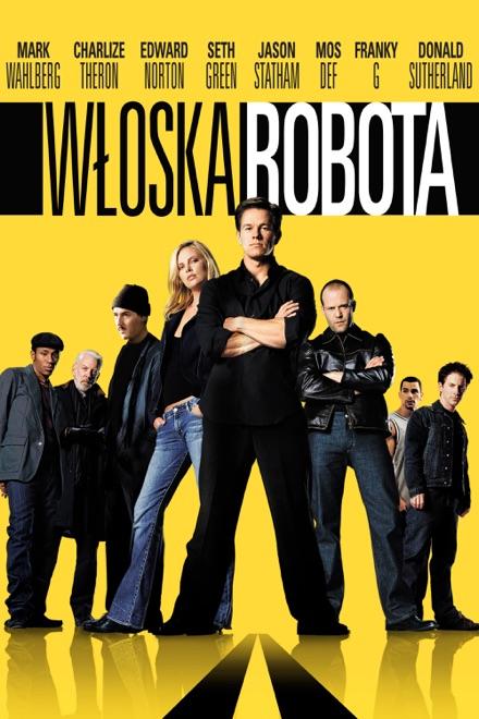 Włoska Robota (The Italian Job)(2003)