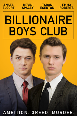 Billionaire Boys Club HD Download
