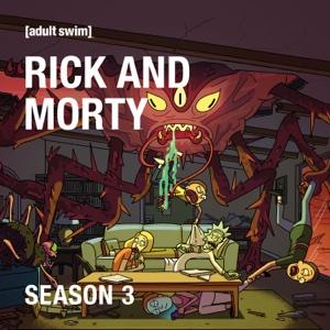 Rick and Morty, Season 3