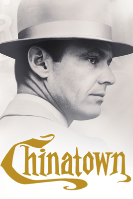 Roman Polanski - Chinatown  artwork