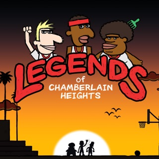 legends of chamberlain heights 25th hour