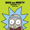 Rick and Morty - Rick and Morty, Seasons 1-3 (Uncensored)  artwork