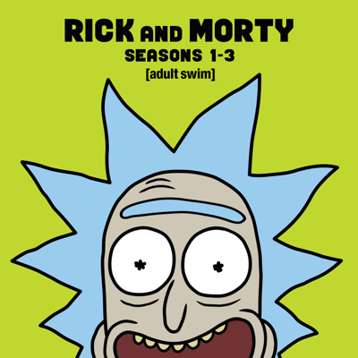 Rick and Morty, Seasons 1-3 (Uncensored) HD Download