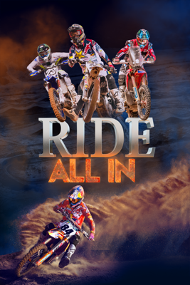 Amanda West - Ride: All In  artwork