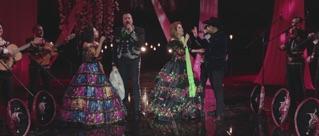 Medley Ranchero: El Cantador / Tristes Recuerdos (feat. Pepe Aguilar, Angela Aguilar & Leonardo Aguilar)
