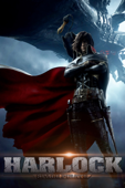 Harlock Space Pirate (Subtitled)
