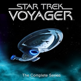 Star Trek Voyager The Complete Series
