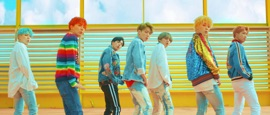 DNA BTS K-Pop Music Video 2017 New Songs Albums Artists Singles Videos Musicians Remixes Image